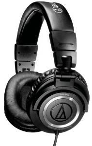 AudioTechnica ATH-M50
