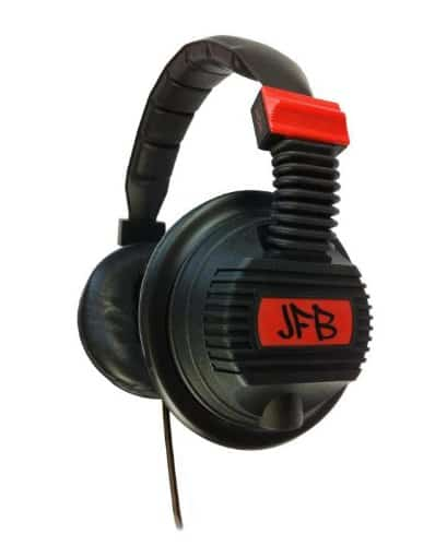 German Maestro JFB 8.35 D Monitor Closed DJ Headphones