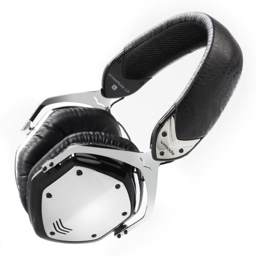 V-MODA Crossfade LP Over-Ear Noise-Isolating Metal Headphone
