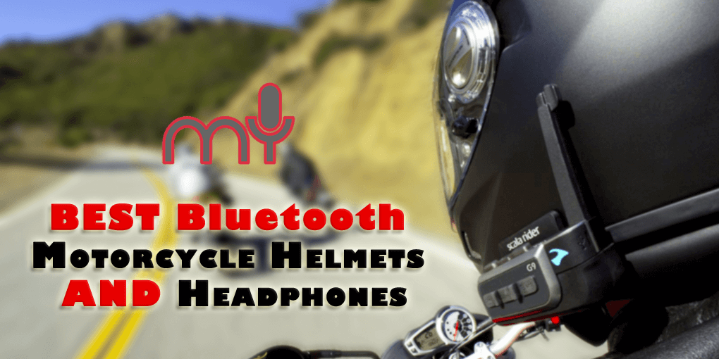 Best Bluetooth Motorcycle Helmets and Headphones