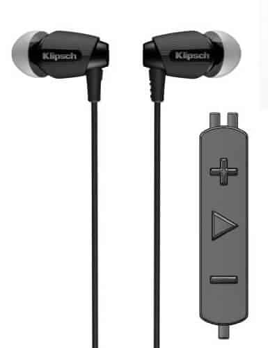 Klipsch Image S5i Rugged In-Ear Headphones - Replacement Earbuds