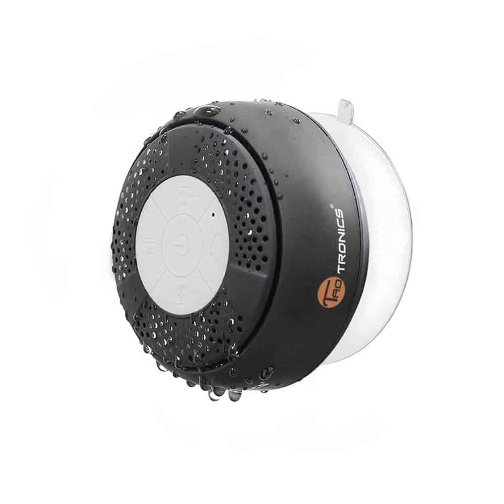 TaoTronics Bluetooth Shower Speaker