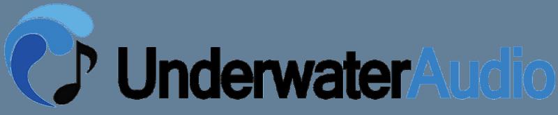 underwater audio logo