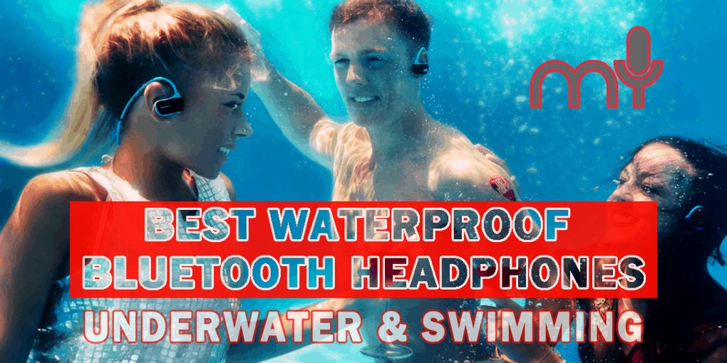 ad6d960a99d Best Waterproof Bluetooth Headphones – Underwater & Swimming