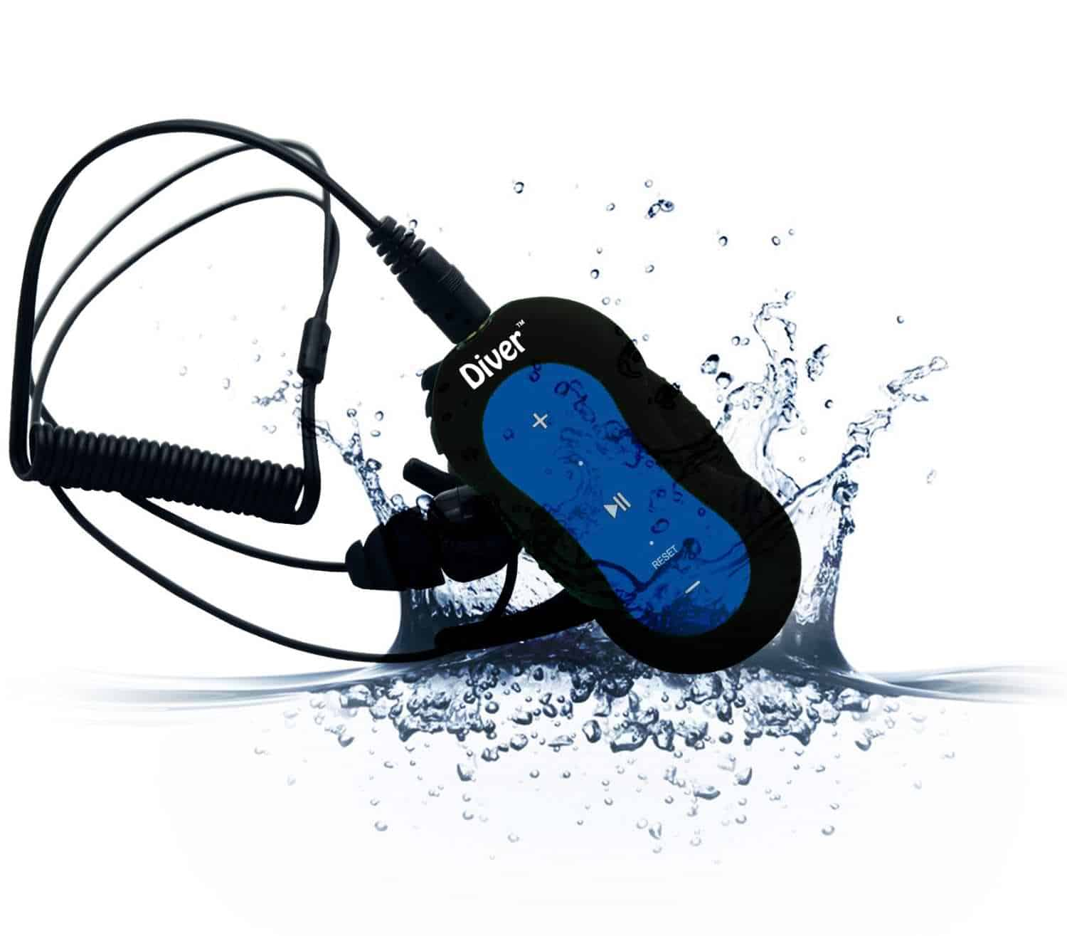 Diver (TM) Waterproof MP3