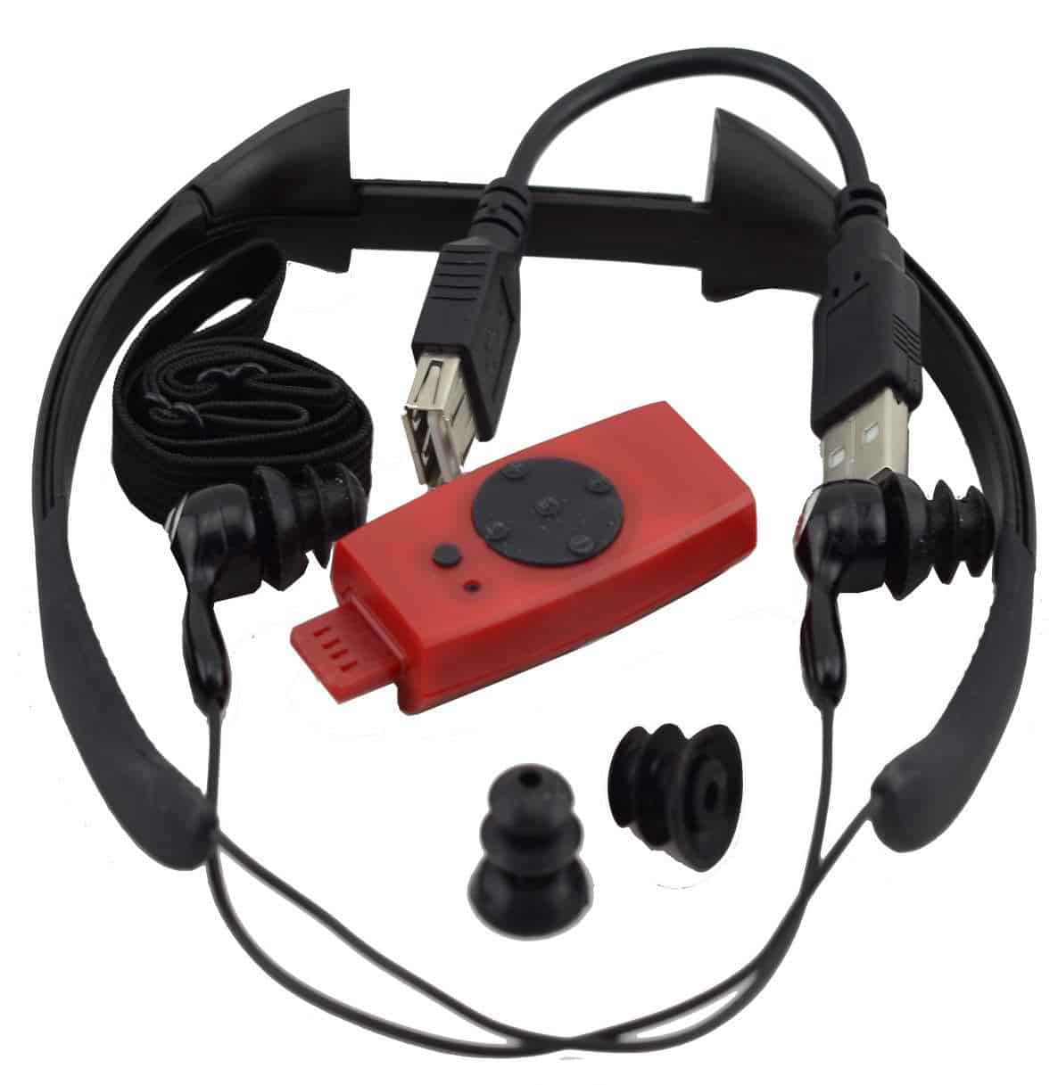 Supershop 4GB Waterproof MP3 Player