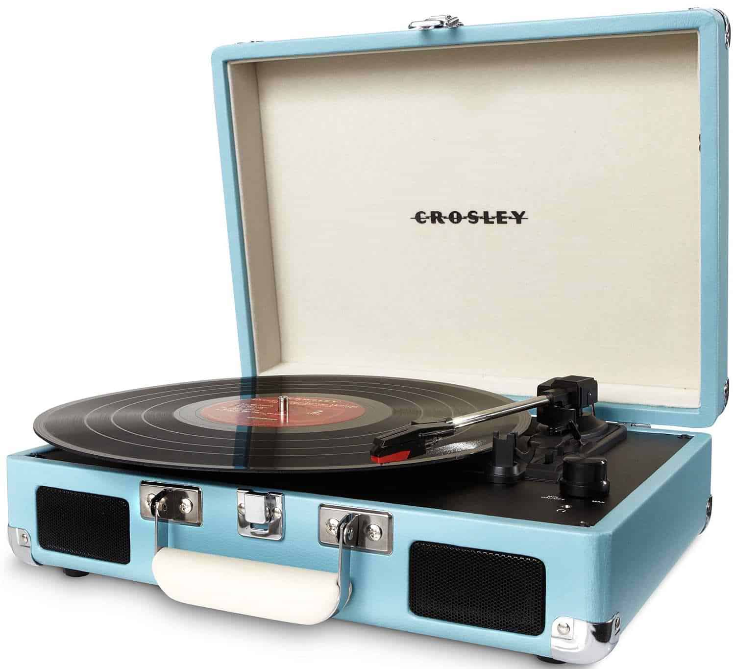 Crosley Cruiser Briefcase Style Three-Speed