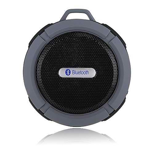 Long Run Tech Portable Bluetooth Waterproof Speaker