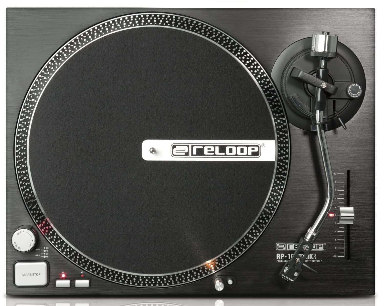 Reloop RP1000M DJ Turntable