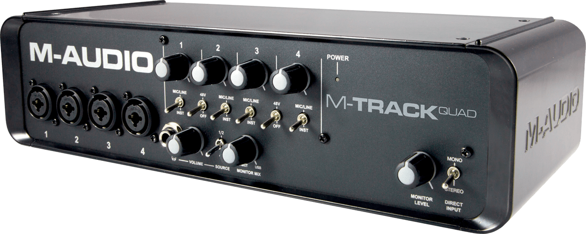 Audio Interface for Home studio