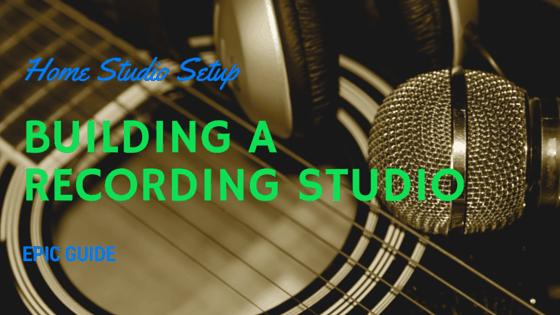 Home Studio Setup: Epic Guide to Building a Recording Studio