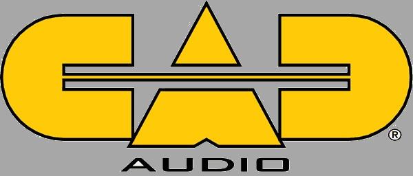 CAD Audio Logo