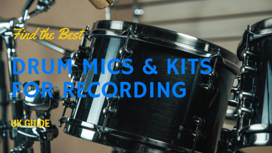 Best Drum Mics & Kits for Drummers