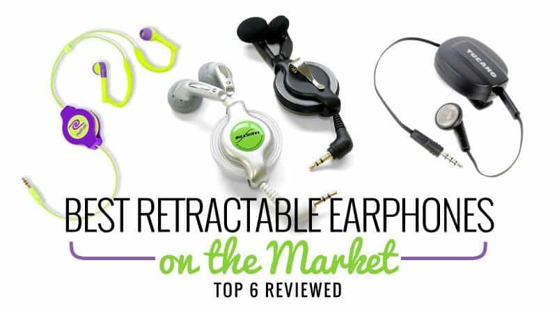 Best-Retractable-Earphones-on-the-Market-Top-6-Reviewed