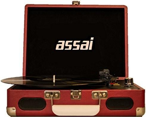 Assai Vinyl Record Player