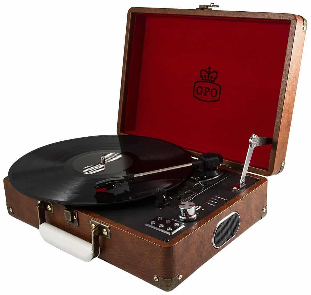 10 Best Portable Briefcase Record Players For The Money