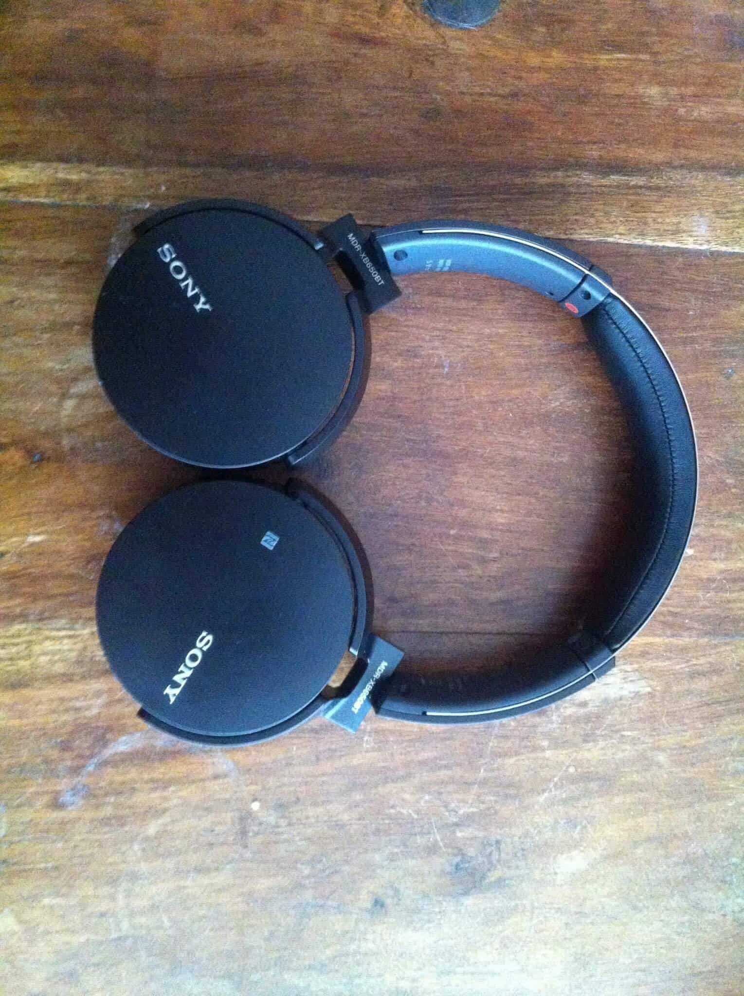 Sony EXTRA BASS XB650BT