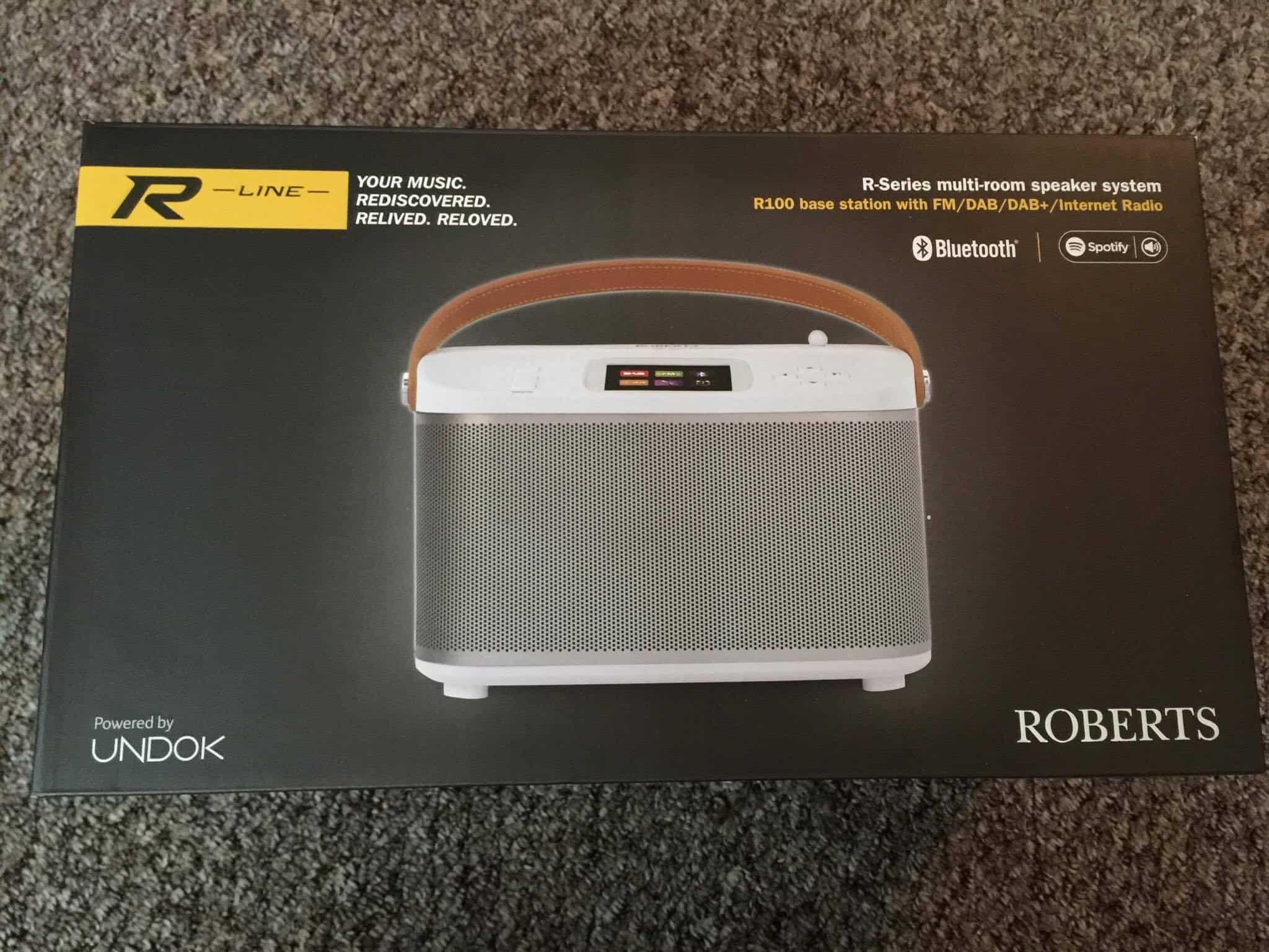 Roberts R-Line R100