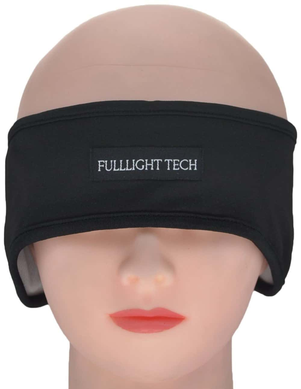 FULLLIGHT TECH Ultra-Thin Sleeping Headphones Eye Mask