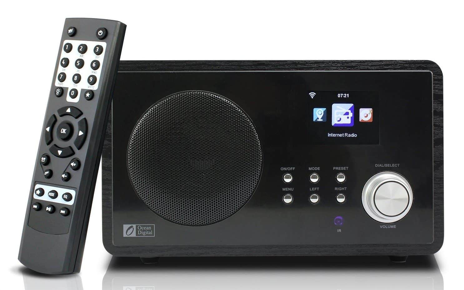 Ocean Digital WiFi Internet Radio WR60