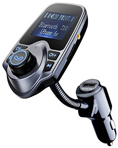 Patuoxun Bluetooth FM Transmitter