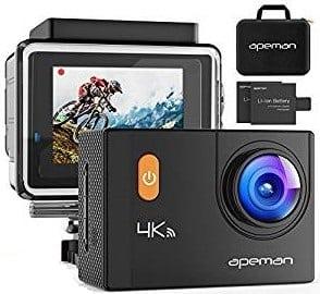 Best Budget Underwater Camera – Apeman