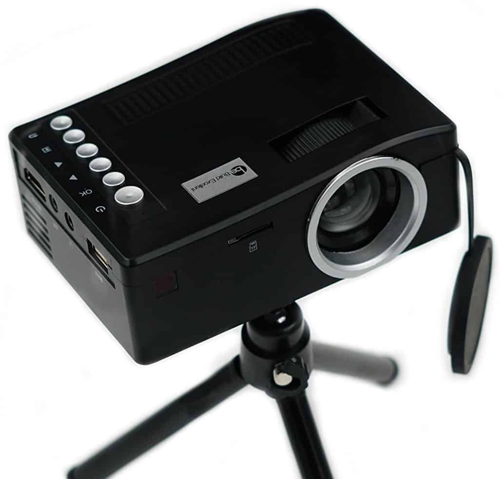 Best Mini LED Projector – Build Excellent