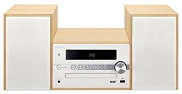 Pioneer X-CM56D-W Hi-Fi System