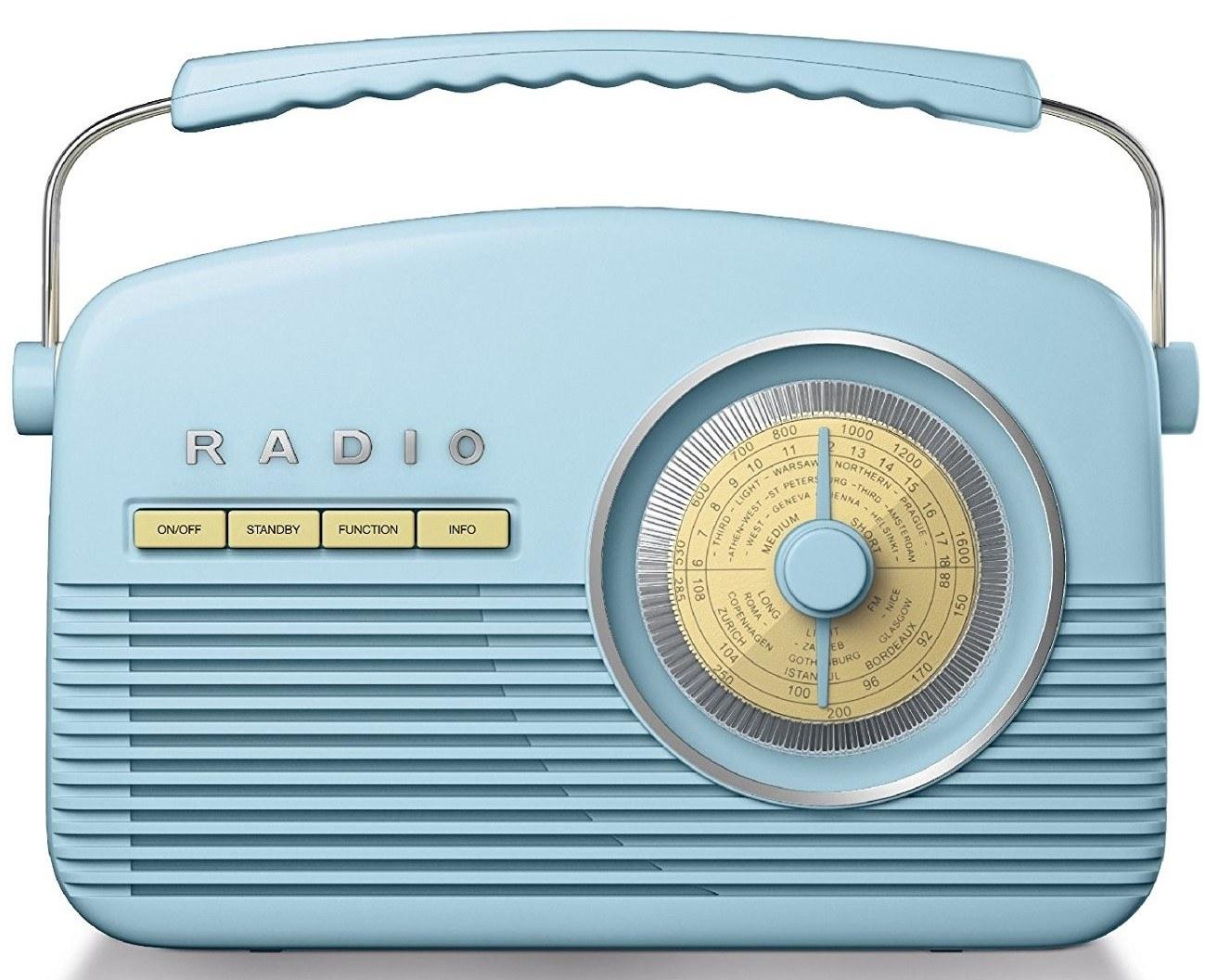 Best Budget DAB Radio - Akai