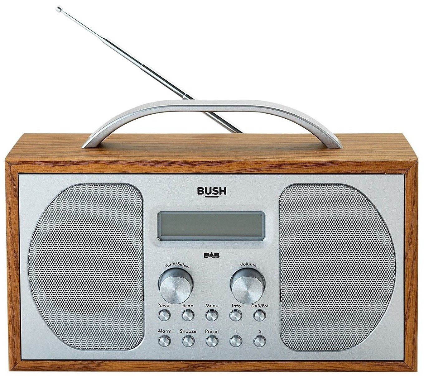 Best Budget DAB Radio - Bush