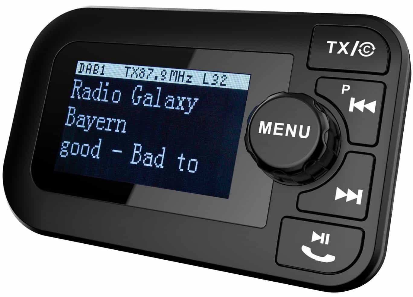 Best Car DAB Radio – Elobeth