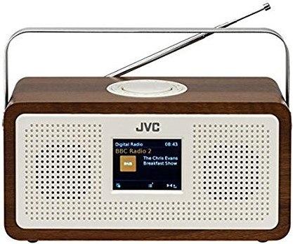 Best DAB Radio with Alarm Clock - JVC