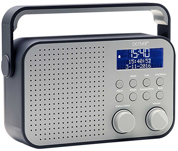 Denver DAB-39 Digital DAB Radio