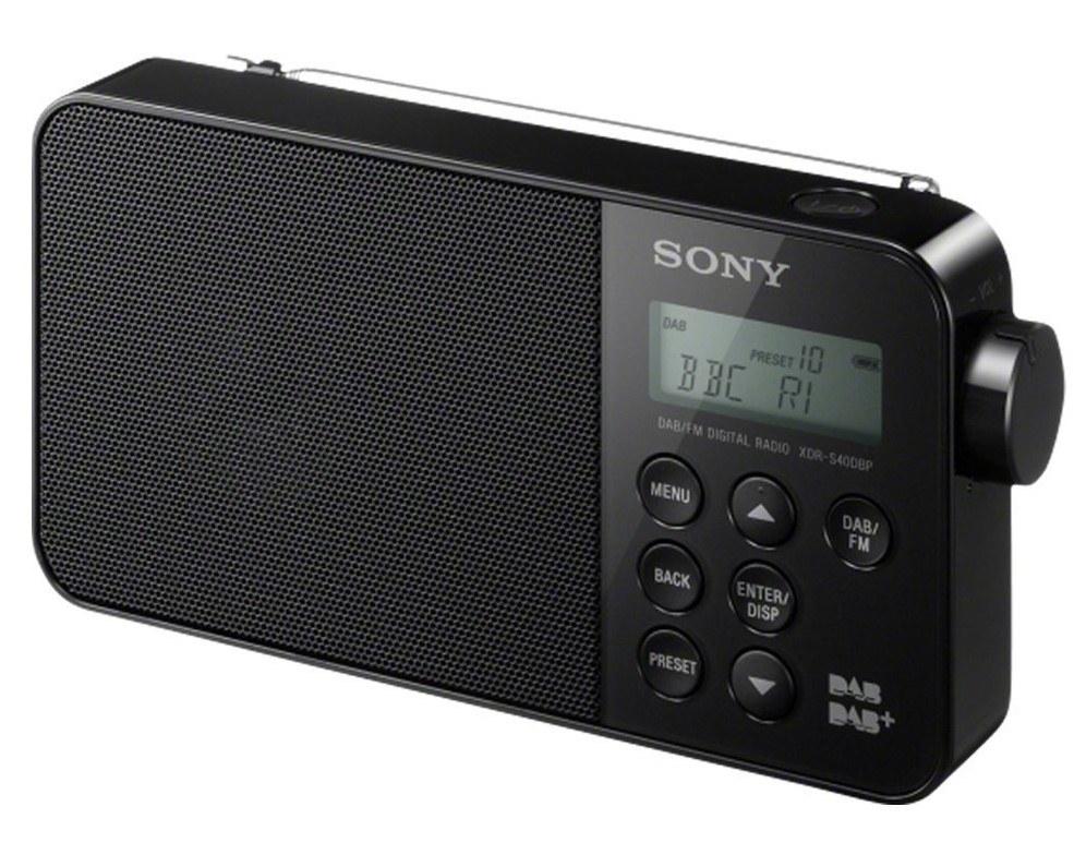 Sony XDRS40 DAB Radio