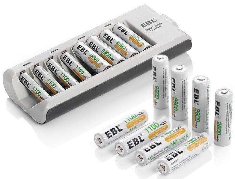 Best Battery Charger – EBL