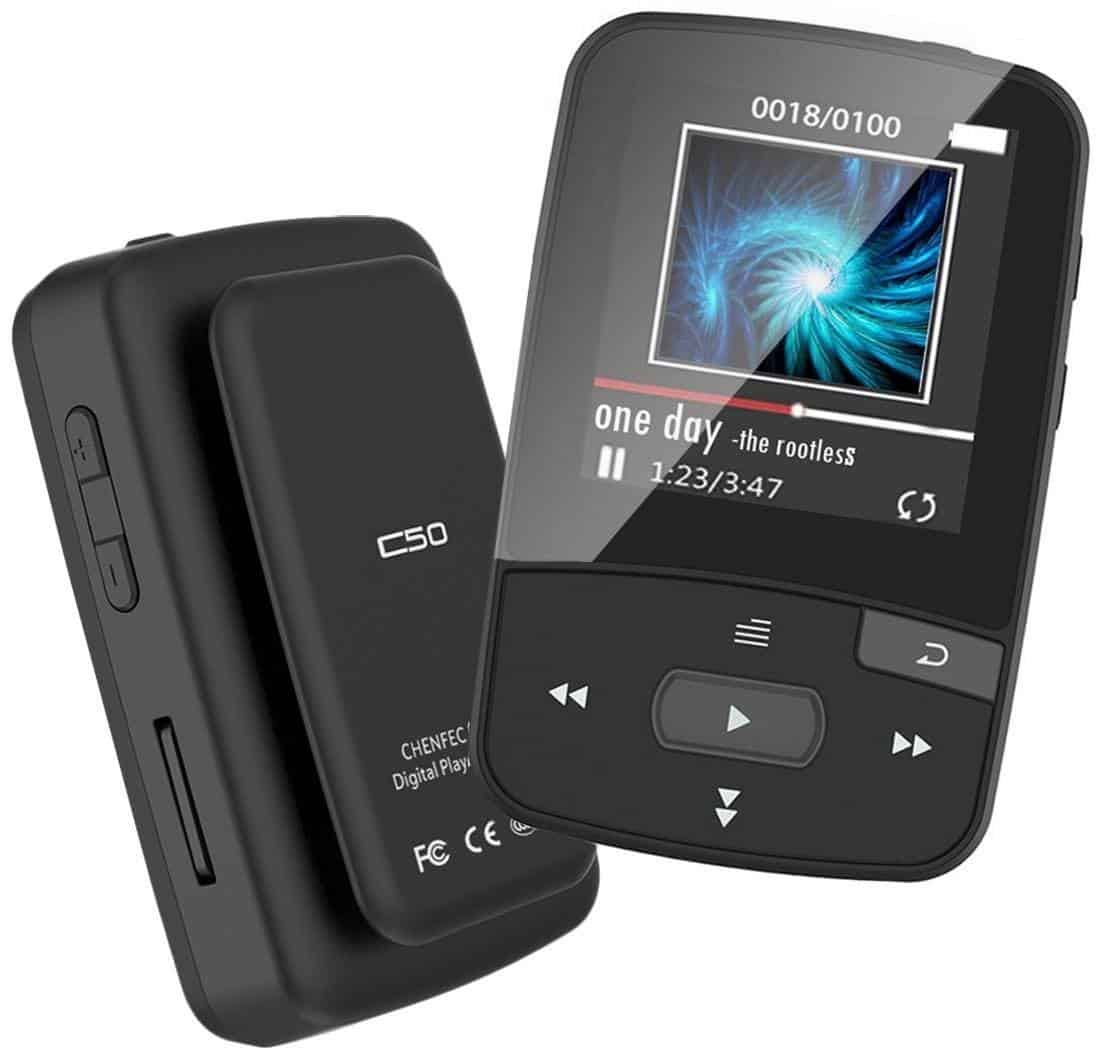 Best Bluetooth MP3 Player - CFZC