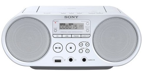 Best CD Player Under £100 – Sony