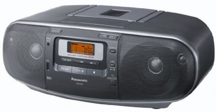 Best CD Player Under £200 - Panasonic