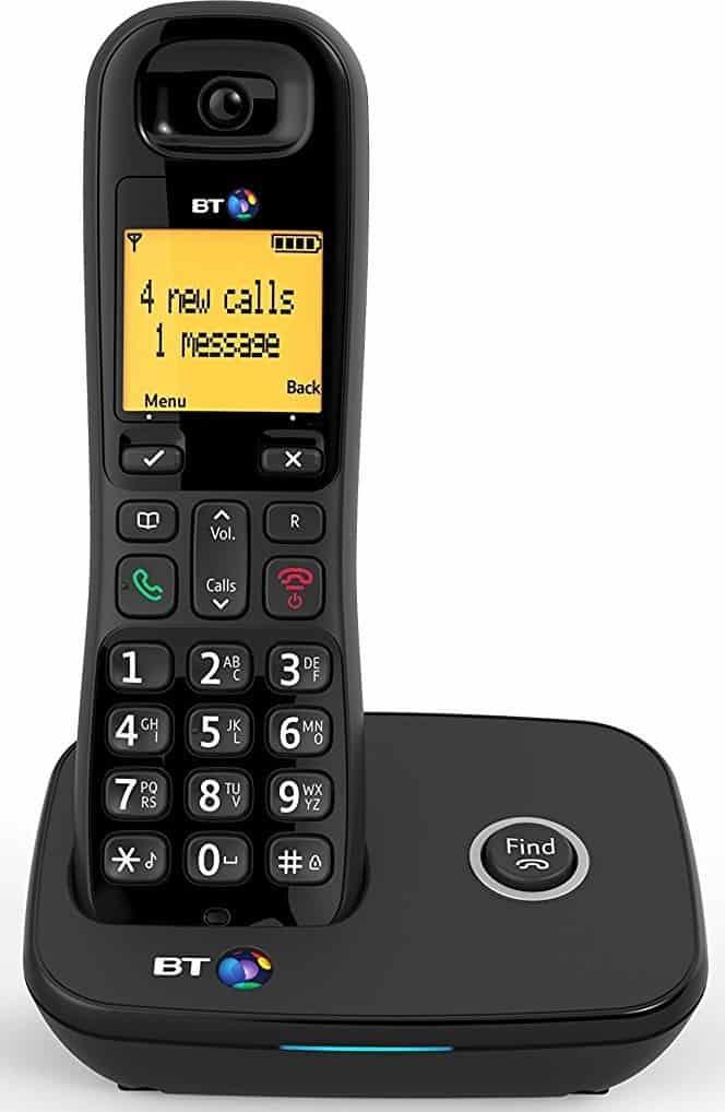 Best Cordless Landline Phone - BT