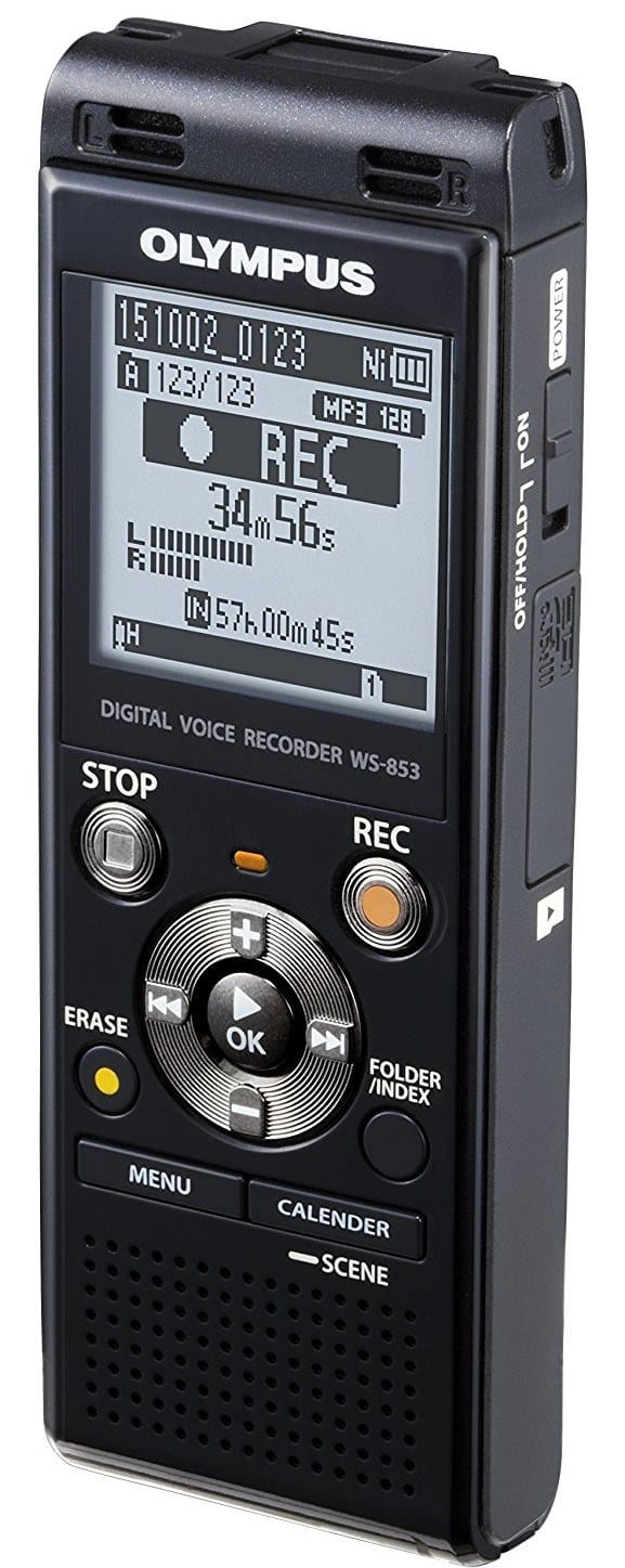 Best Dictaphone for Lectures – Olympus