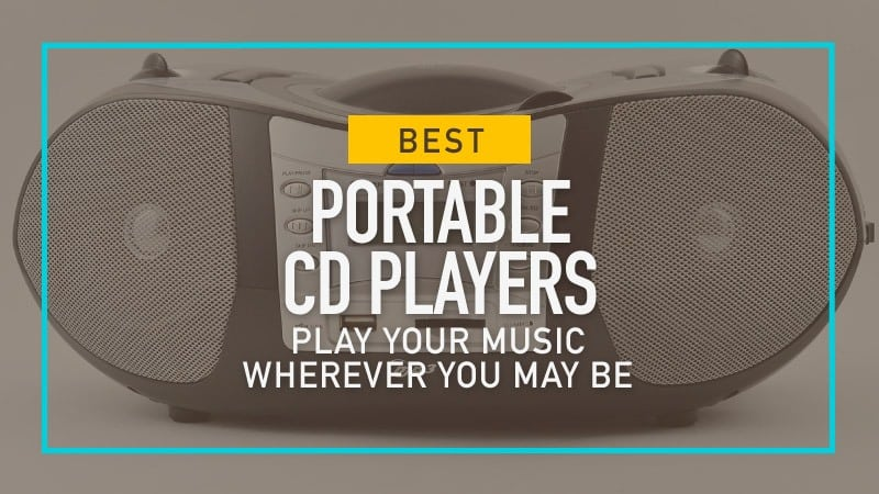 best portable cd player uk reviews