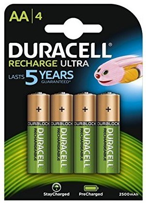 Best Rechargeable Batteries – Duracell