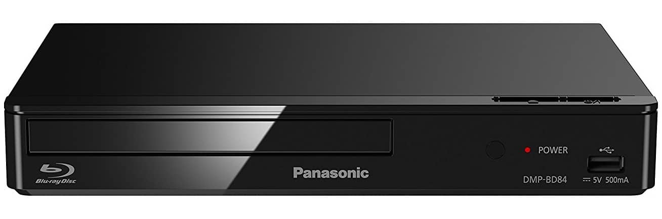 Best Smart Blu Ray Player Under £100 - Panasonic