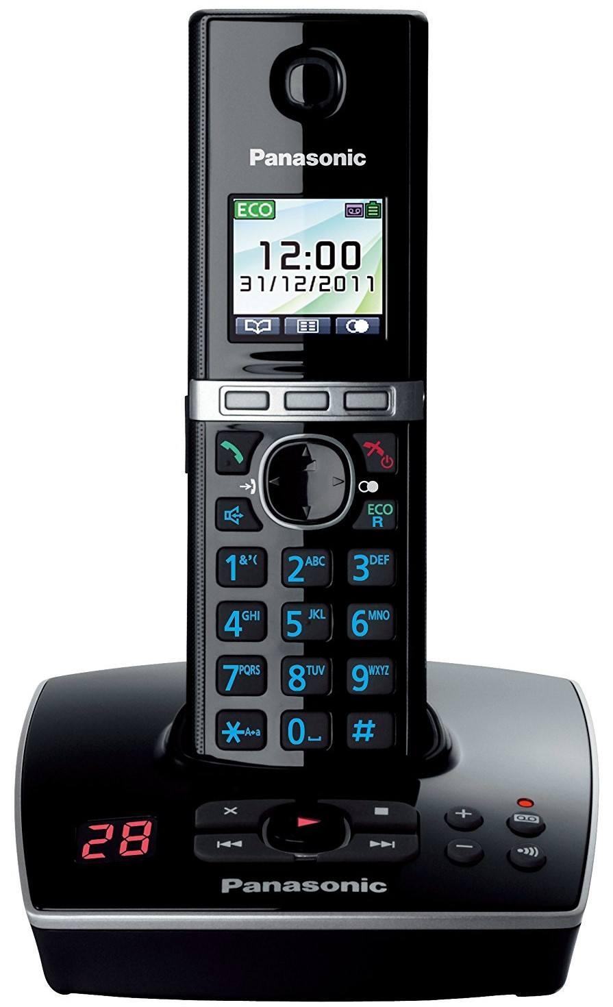 Panasonic KX-TG8062EB Phone Set