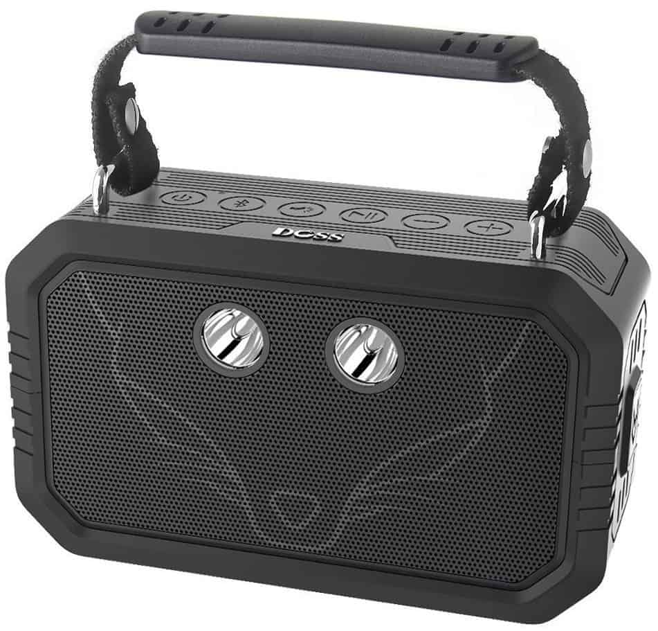 Best Outdoor Rock Bluetooth Speakers - DOSS