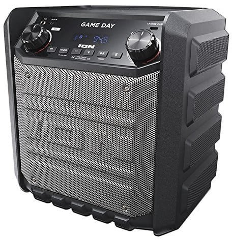 ION Outdoor Power Speaker Bluetooth