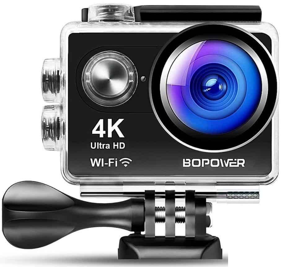 4K Action Camera Bopower