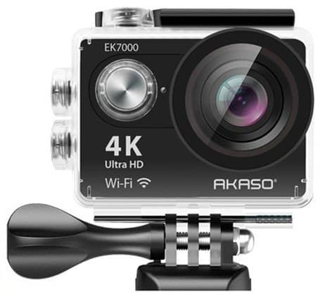 Best Budget Action Camera (Under £100) UK - AKASO