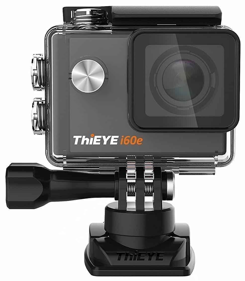 Best Budget Action Camera (Under £100) UK - THIEYE