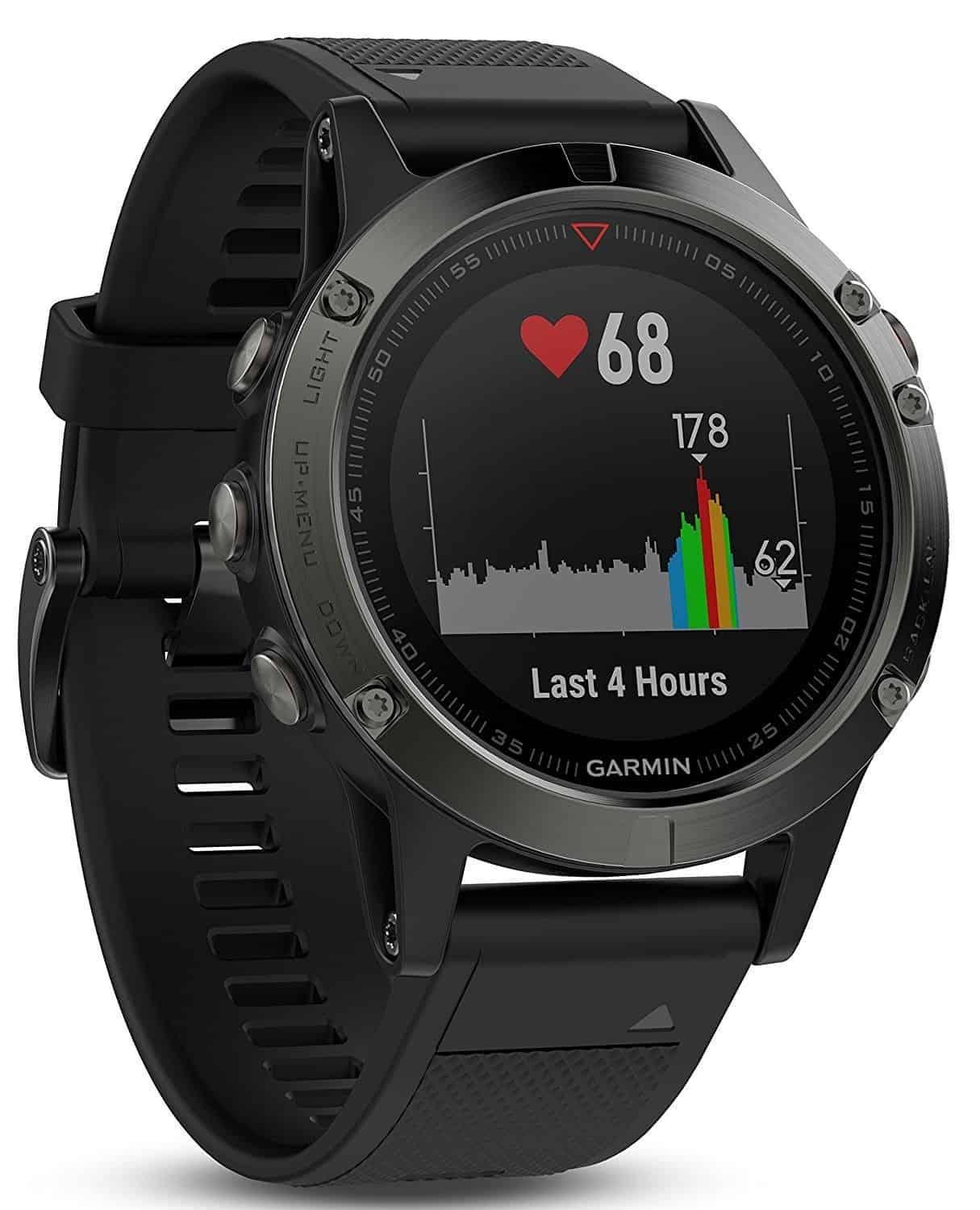 Best GPS Hiking Watch - Garmin